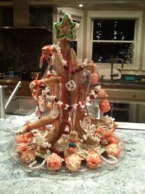Technically Edible Xmas Tree