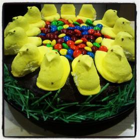 Easter peeps