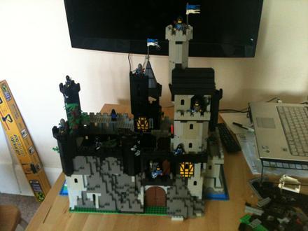 My latest castle