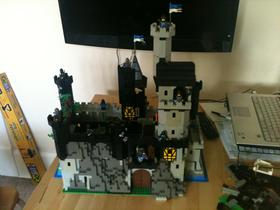 My latest castle